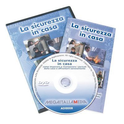 La sicurezza in casa in DVD