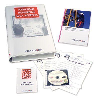 OttoUno - D.Lgs. 81/2008 - DVD