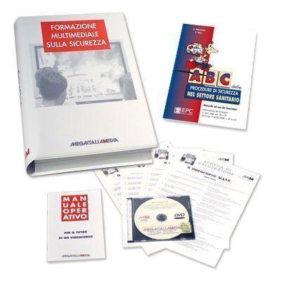 Movimentazione dei pazienti in strutture sanitarie in DVD