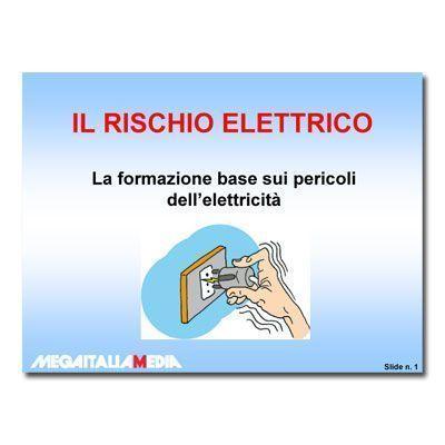 Immagine Il rischio elettrico