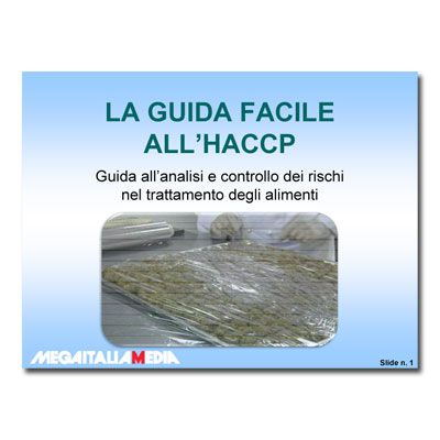 Guida facile all'HACCP