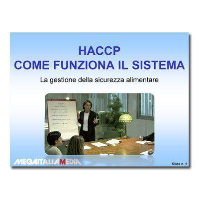 HACCP - Come funziona il sistema