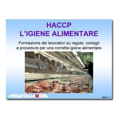 HACCP - L'igiene alimentare
