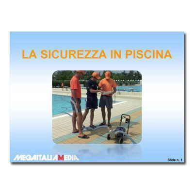 La sicurezza in piscina