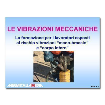 Le vibrazioni meccaniche