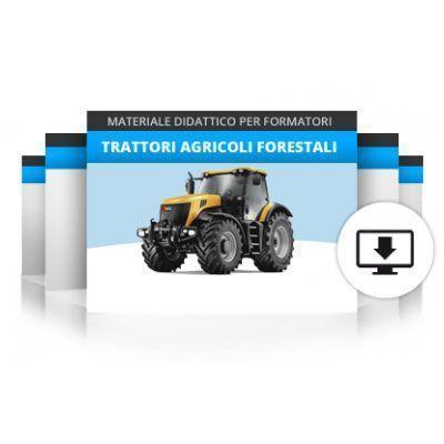 Formazione operatori per trattori agricoli e forestali