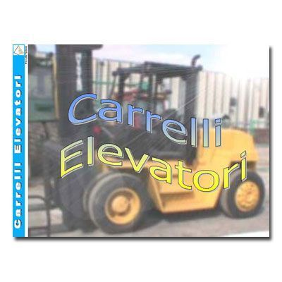 Carrelli elevatori in PDF