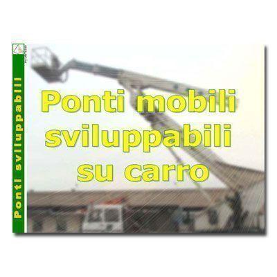 Uso in sicurezza del ponte sviluppabile (piattaforme aeree)