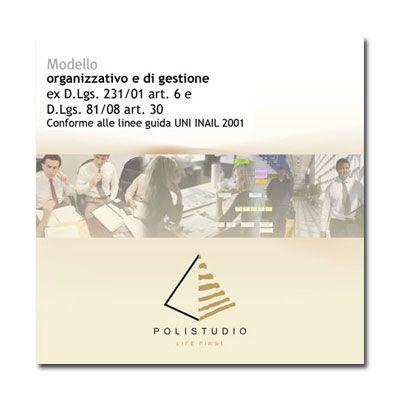 Immagine Modello di organizzazione e gestione ai sensi del D. Lgs. 231/01 e 81/08