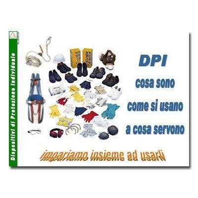Immagine Dispositivi di Protezione Individuale in PowerPoint