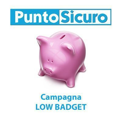 Campagna LOW BUDGET