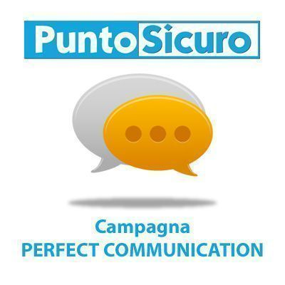 Campagna PERFECT COMMUNICATION