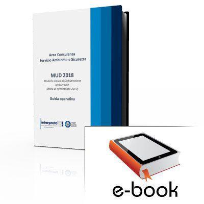MUD - Modello Unico di Dichiarazione Ambientale 2018