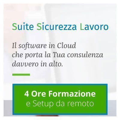 Suite Sicurezza Lavoro: 4 ORE FORMAZIONE E SET-UP DA REMOTO
