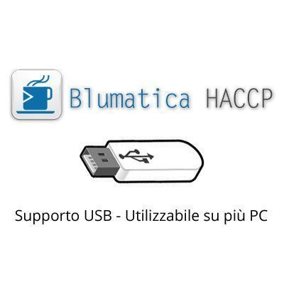 Immagine Blumatica HACCP - Software per redigere il Manuale di Autocontrollo (Vers. USB)