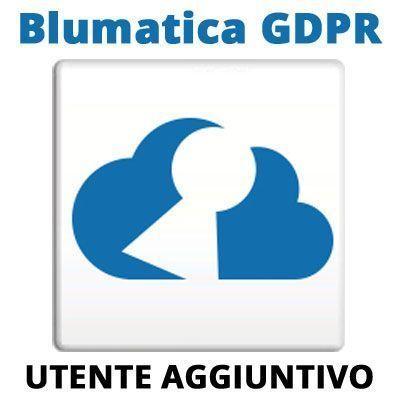 Blumatica GDPR: 1 Utente aggiuntivo - Canone 12 mesi