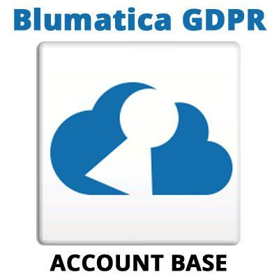 Blumatica GDPR: Account Base - Canone 12 mesi