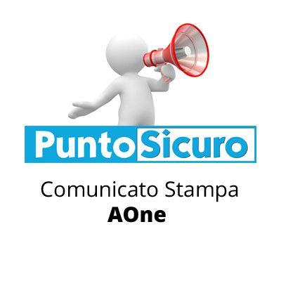 Comunicato Stampa AOne