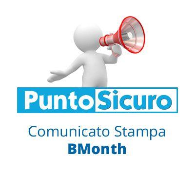 Comunicato Stampa BMounth