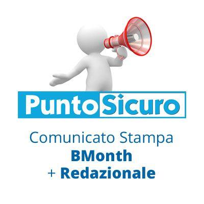 Comunicato Stampa BMounth + Redazionale