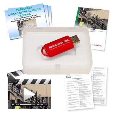 Immagine Emergenza e piano di evacuazione - Versione Azienda