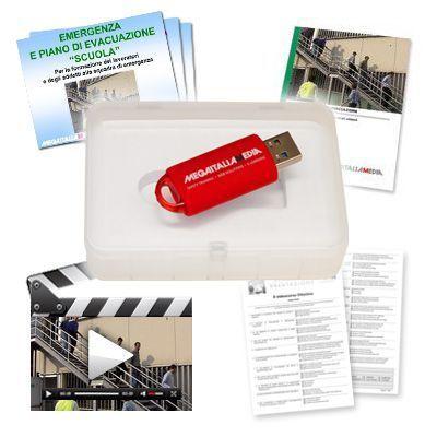 Emergenza e piano di evacuazione - Versione Scuola